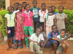 Mouvements d'action : les scouts querbésiens se signalent